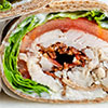Canadian Club Sandwich